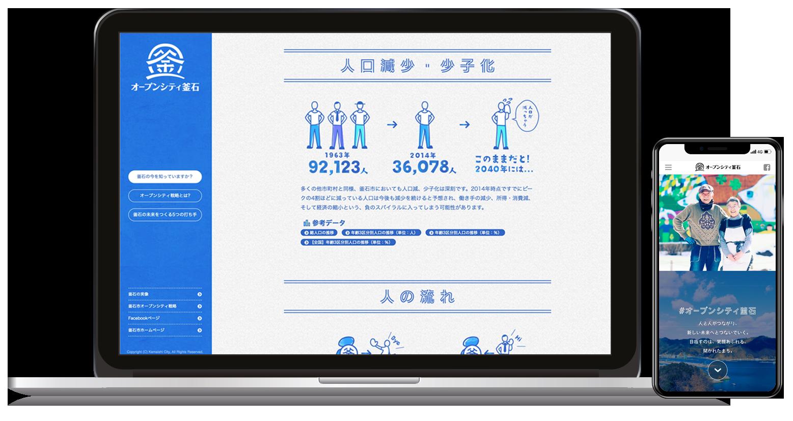 釜石オープンシティ戦略